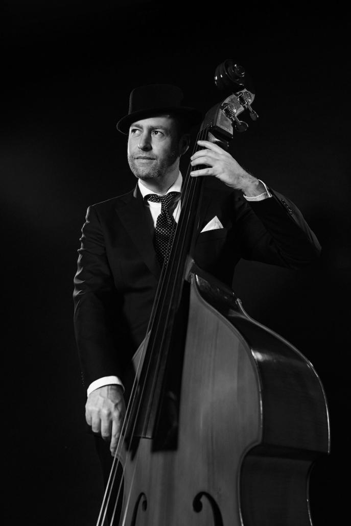 Maurits Malherbe bassist